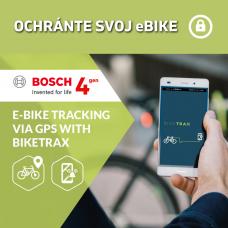 PowUnity GPS Tracker pre motory BOSCH - Gen4