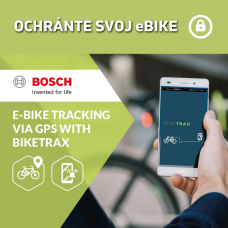 PowUnity GPS Tracker pre motory BOSCH - Universal