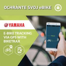 PowUnity GPS Tracker pre motory YAMAHA