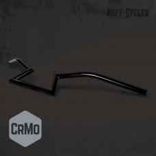 Riadidlá Ruff-Cycles Z-Bar High čierne